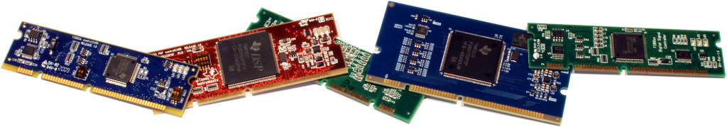 SwitcherGear microcontroller modules.